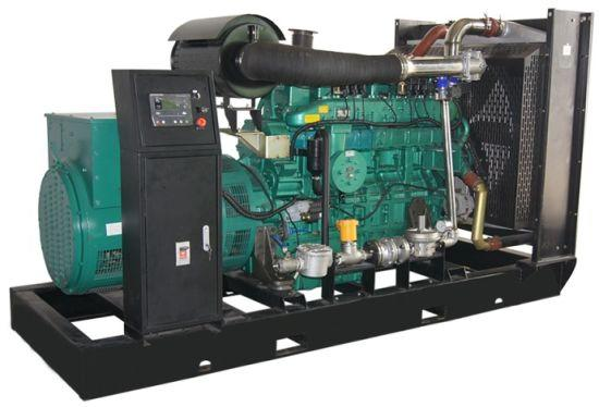 Natural Gas Generator For Continuous Power Supply