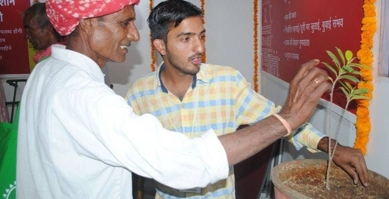 Eco-Friendly Water Retention Polymer (EFP) Invented by an Indian Student
