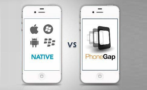 Native Or Phonegap