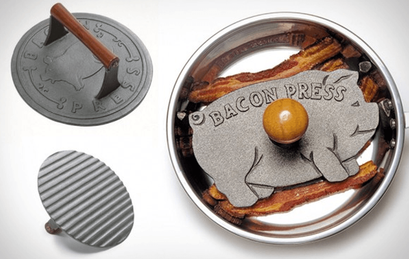 kitchen gadgets bacon press - 17 Awesome Kitchen Gadgets You Haven't Seen Before