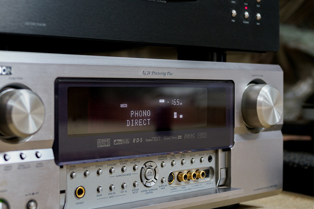 best stereo amplifier