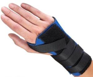 جبيرة الرسغ Wrist Support - جبائر اليد و الاصبع