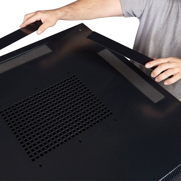 Acoustic Data Cabinet Roof