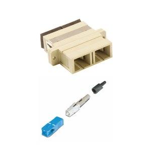 Fibre Adaptors & Connectors