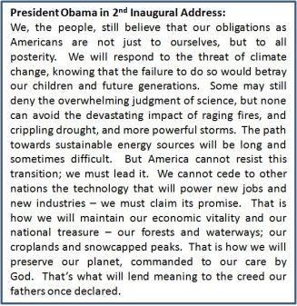 Obama Second Inaugural