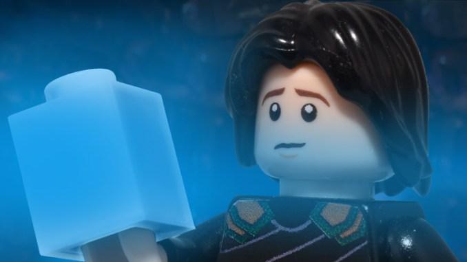 avengers infinity war trailer recreated in LEGO