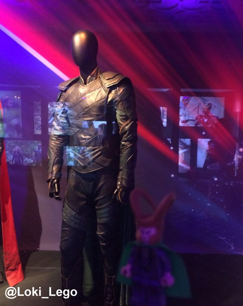 Avengers: Infinity War costumes at the El Capitan Theatre