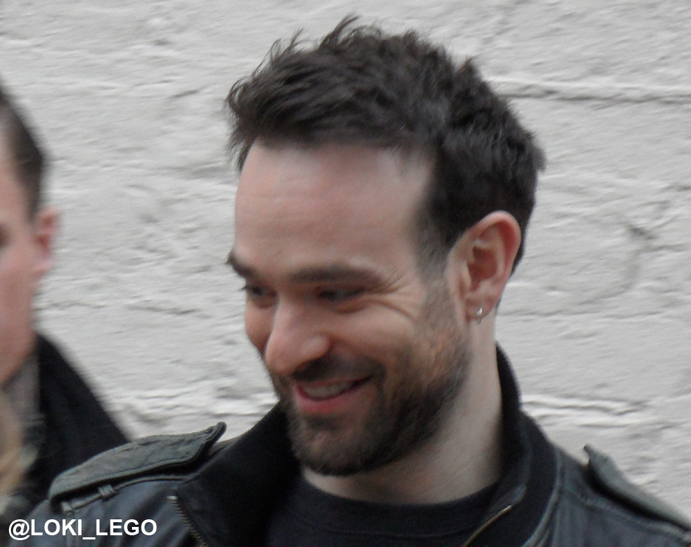 Charlie Cox Betrayal Stage Door