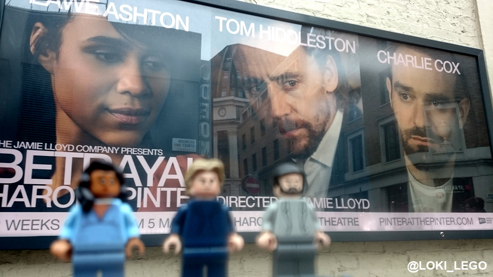 Betrayal at the Pinter Theatre