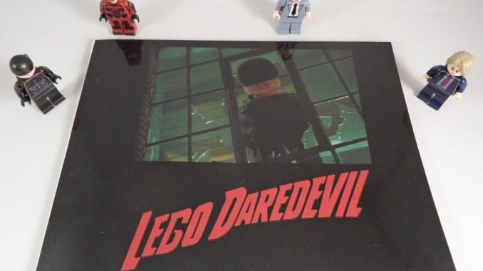 LEGO Daredevil Book