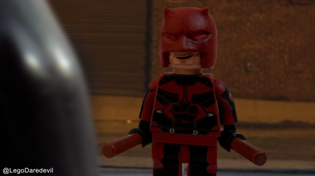 LEGO Daredevil