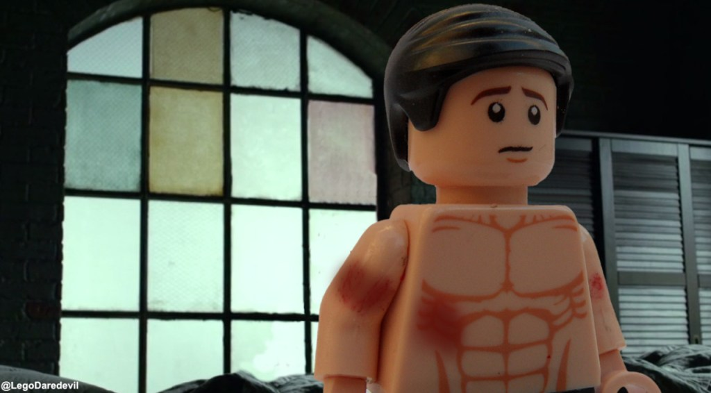 LEGO Daredevil Season 1 Episode 1