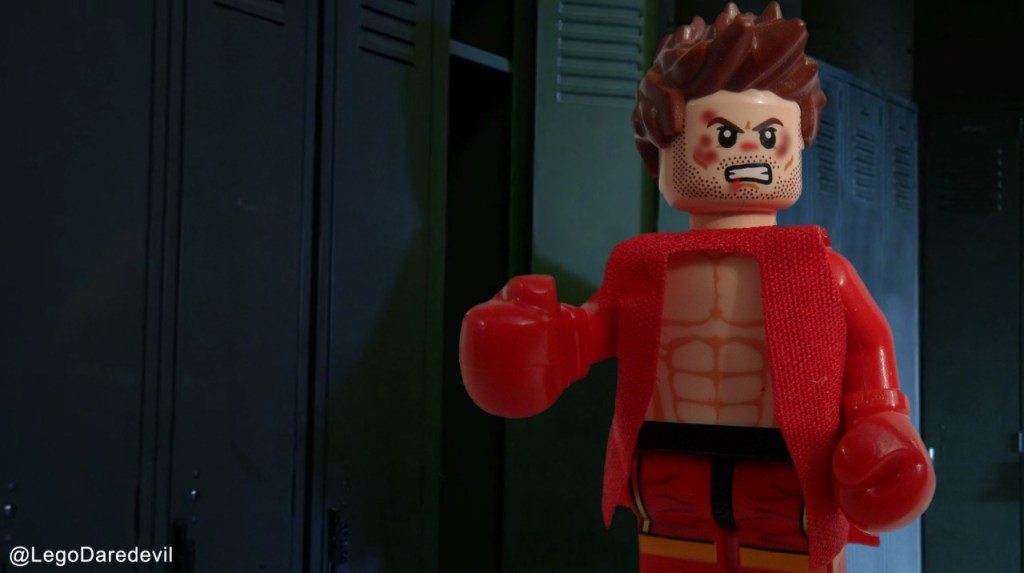 LEGO Daredevil Season 1 Episode 2