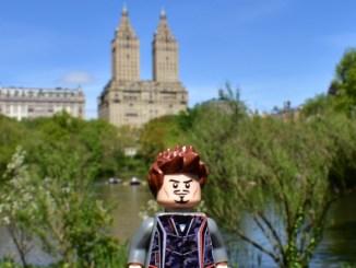 Central Park Avengers Infinity War