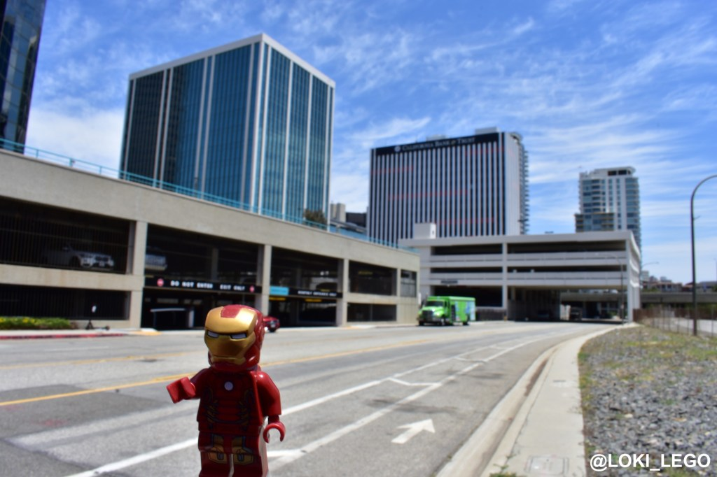 Iron Man Long Beach