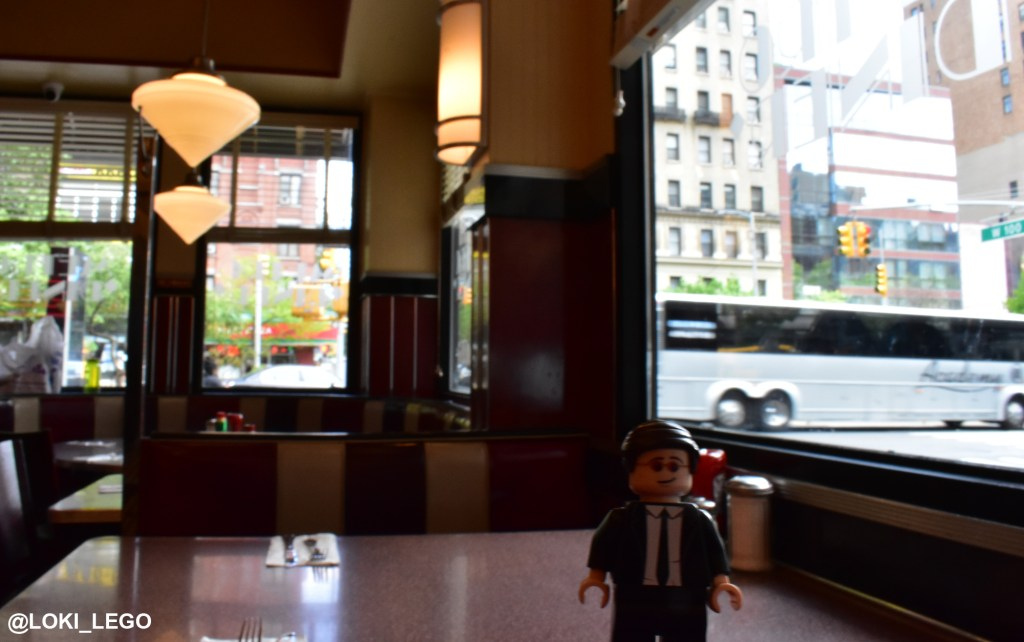 Metro Diner The Defenders