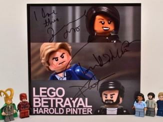 LEGO Betrayal book