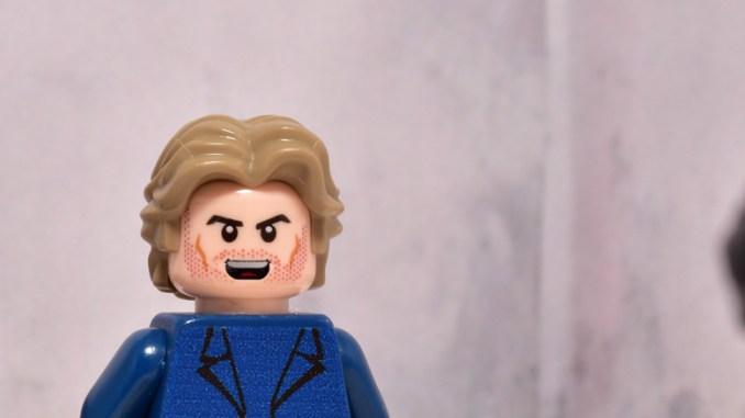 LEGO Betrayal Scene two