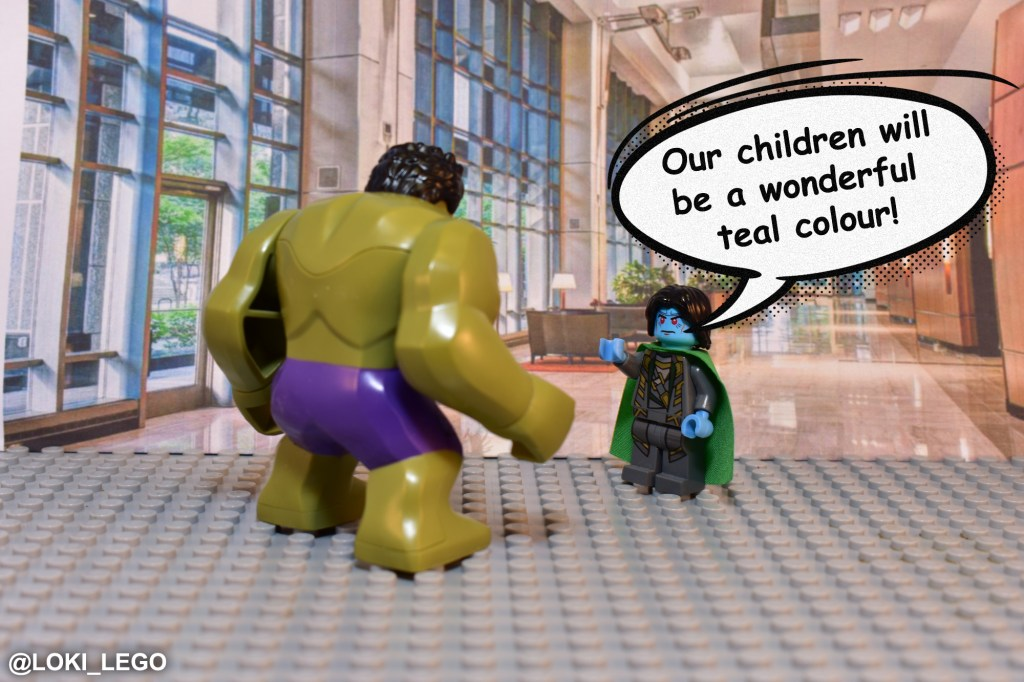 Seduce the avengers