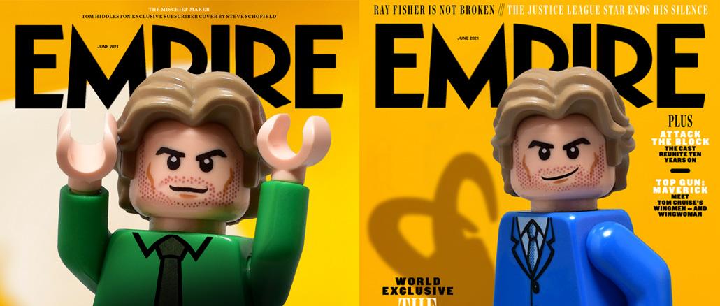 Empire Magazine June 2021 Loki tom Hiddleston cover