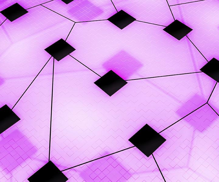 Media Network Image Background