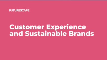 Customer Experience and Sustainable Brands