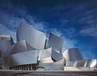 LA's Disney Concert Hall