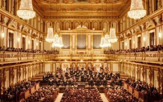 Wiener Musikverein, Image credit: Wolf-Dieter Grabner