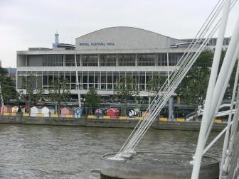 London's Royal Festival Hall, <i>Image credit:</i> Mark Ahsmann.