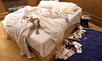 Tracey Emin: My Bed, 1998