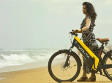 volta cross over electric bike