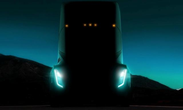 Tesla Driverless Electric Trucks