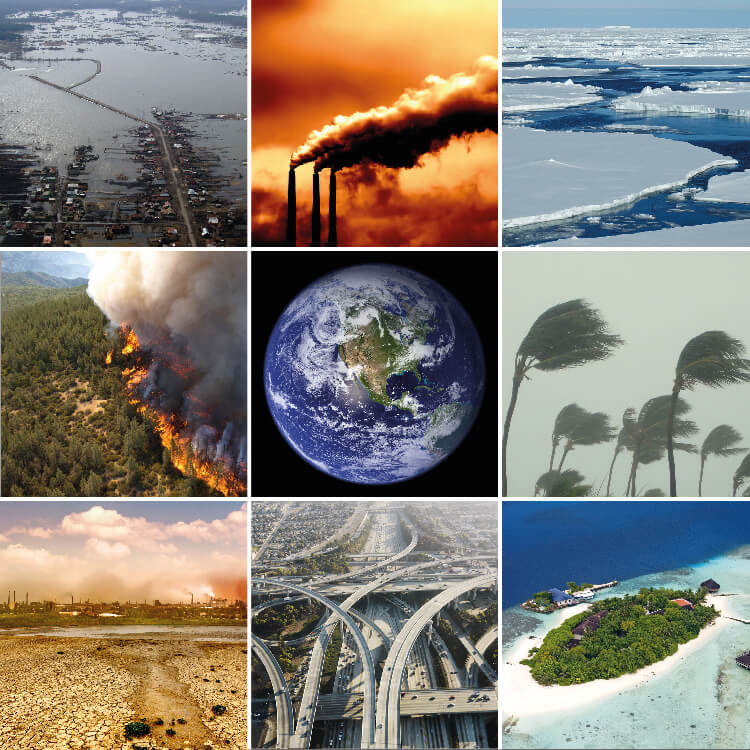 global warming timeline future climate change ipcc fifth assessment report 2013 2014 2015