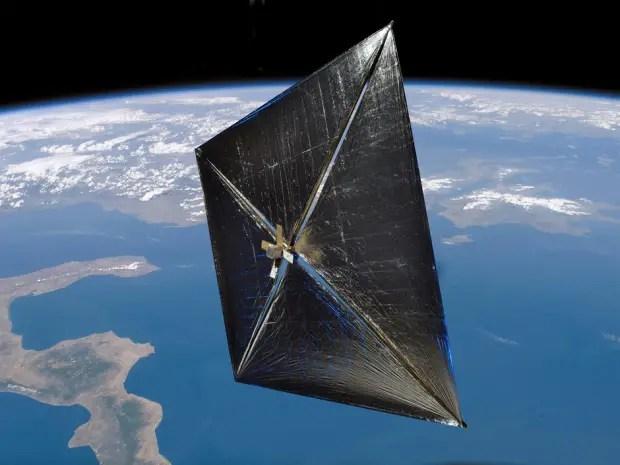 sunjammer solar sail 2014