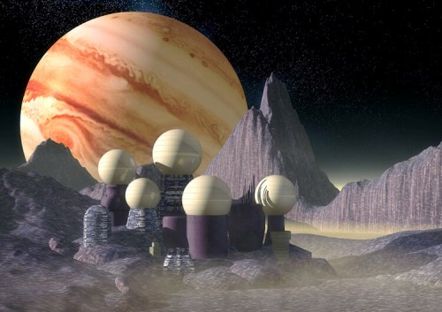 Risultati immagini per Time Travel and Space Colonies