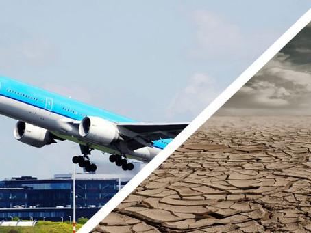 flight carbon emissions