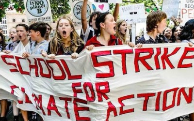 Climate school strike
