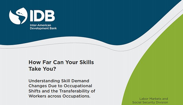 How far will your skills take you?