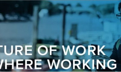 The future of work is anywhere working