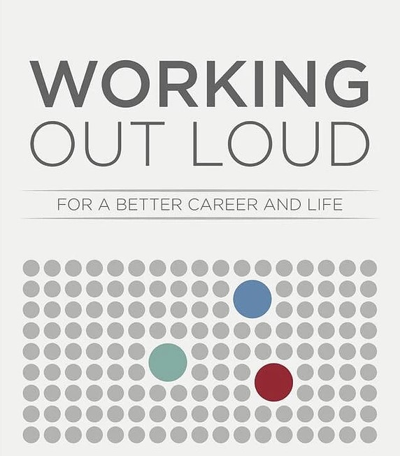 Are you able to work out loud?