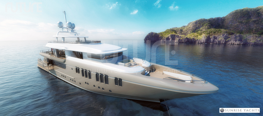 Future Yachts 3d Yacht Design Amp Rendering