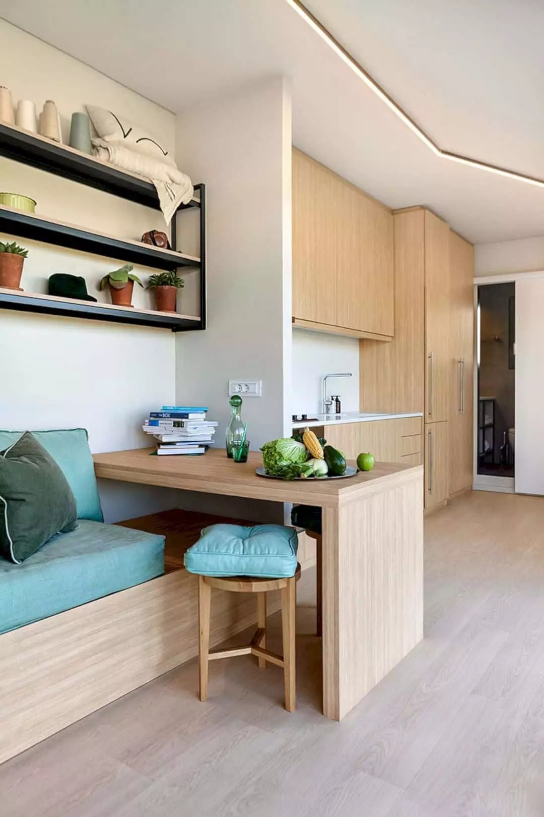 A Modular And Environmentally Friendly Prototype Of A Modern Dwelling 5