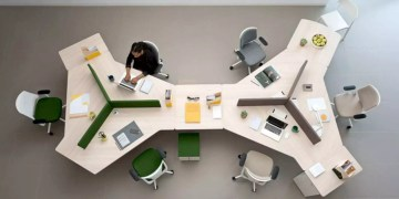 Actius Twist Offers A Fresh And Flexible Workspace 4