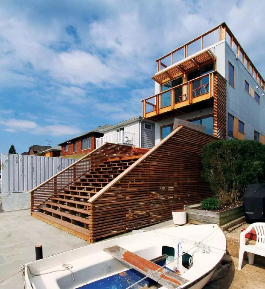 The Bronx Box The Efficient Urban Residence 6