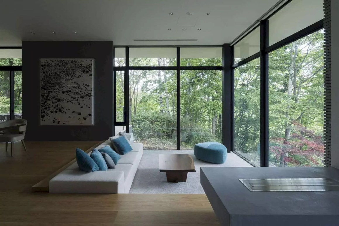 The Clearwater House A Refreshing Vacation Home In Japan 14