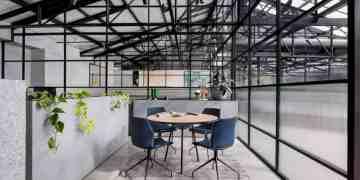 The Gwynne Street Studio Converted Art Deco Warehouse 3