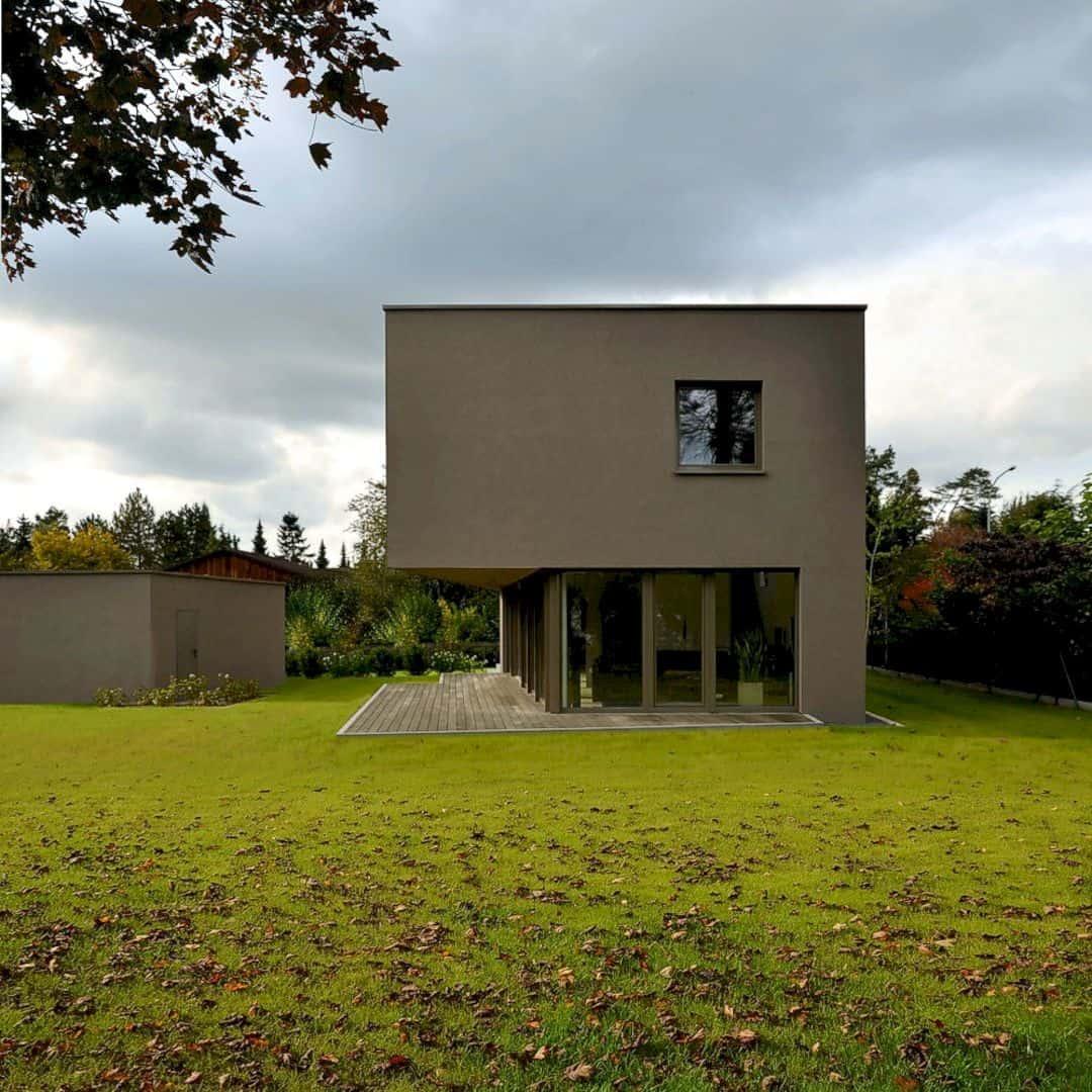 Bauhaus Villa A Detached House In Forchheim 7