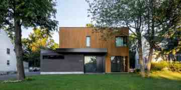 Oak Residence A Modern And Minimalist Home With Natural Materials 9