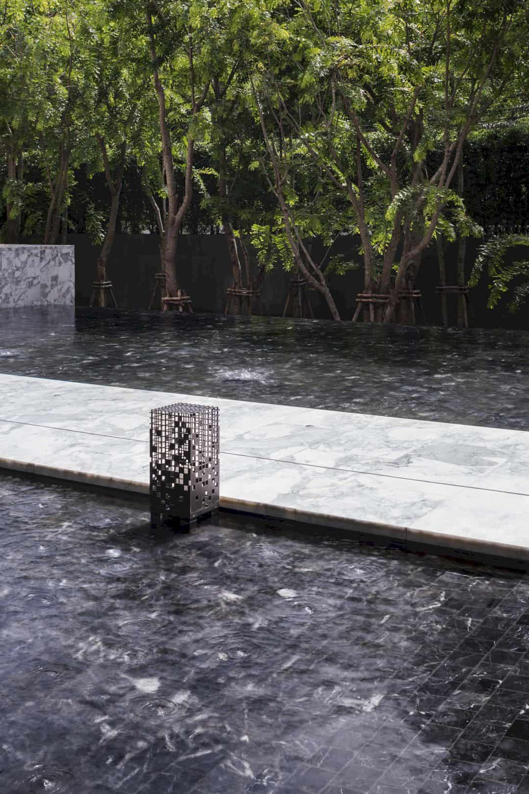 The Garden Of Sindhorn Residence A Greenery Space To Fend Off Bangkok Heat 3