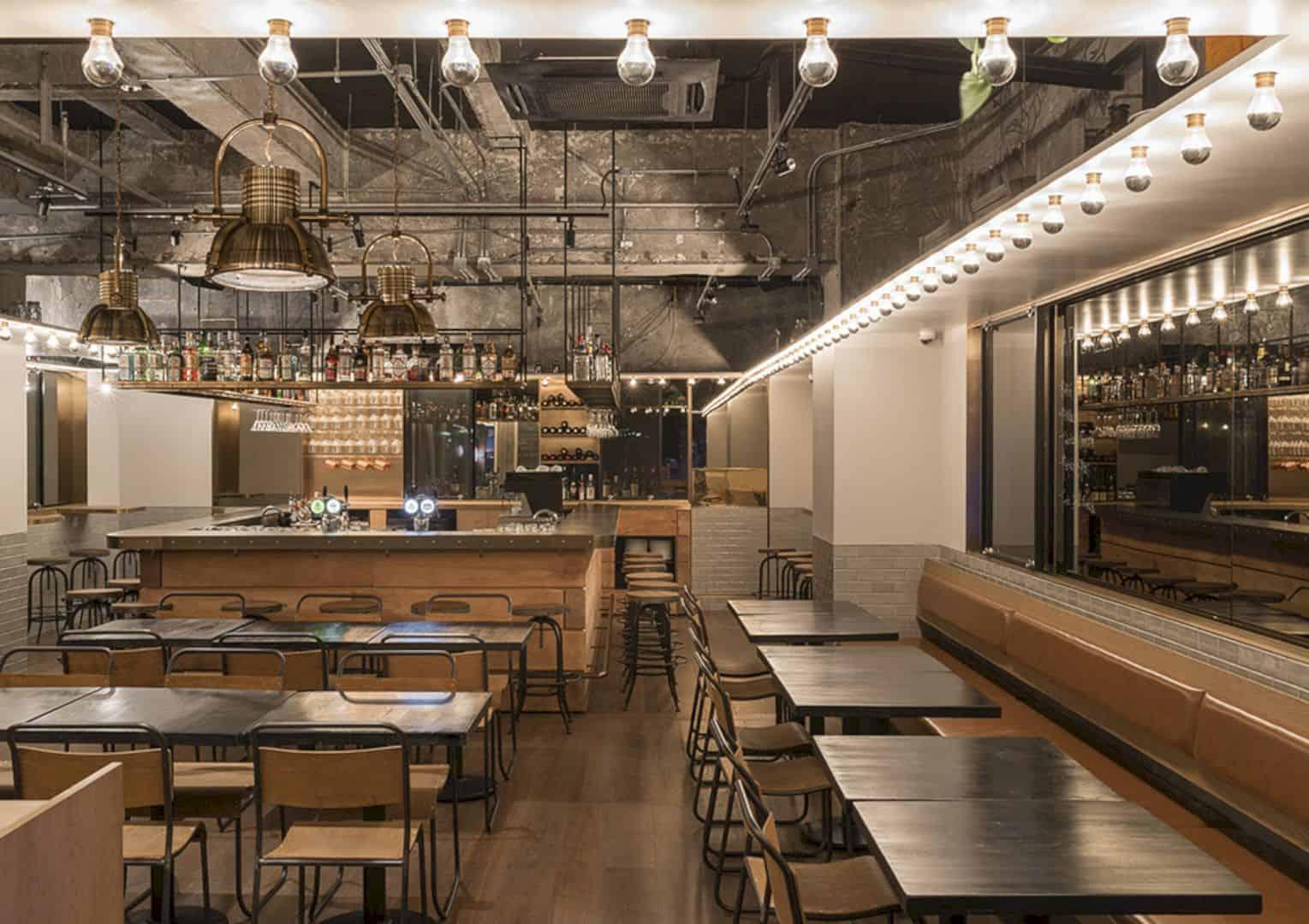 Tribeca: A New York Style Gastro Pub in Shanghai